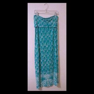 BILLABONG Maxi skirt/Dress! SZ L! H3!